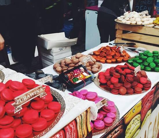 Les Beaux Macarons - Makaroniki francuskie