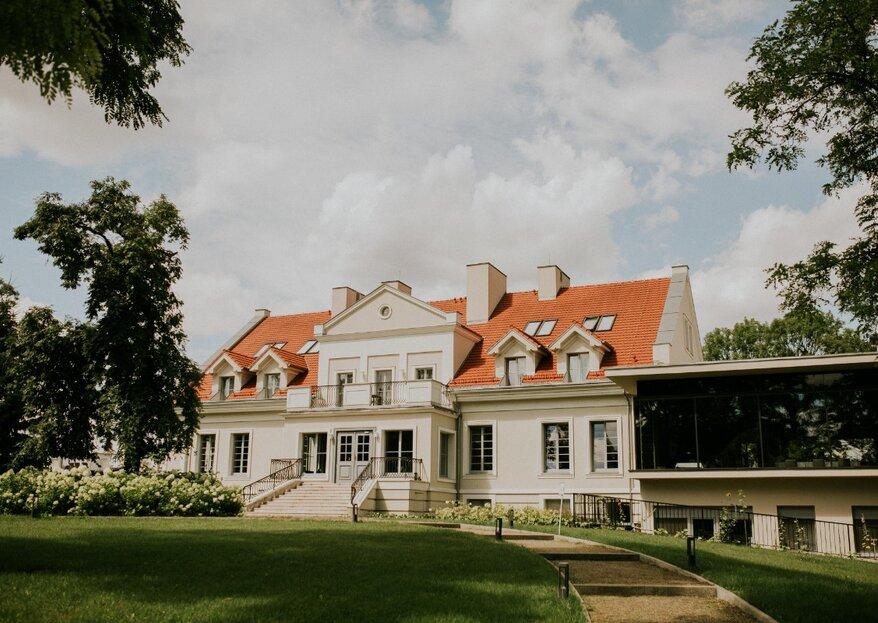 Lokale weselne w Poznaniu- najlepsze miejsca na Wasze przyjęcie. Sprawdź je!