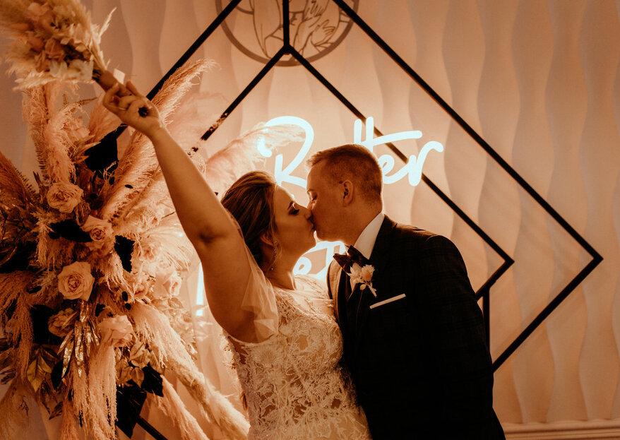 Better together - reportaż ze ślubu Martyny i Mateusza