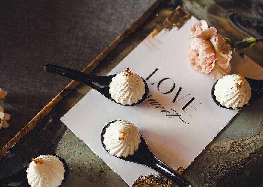 Przykładowe menu weselne z godzinami - sprawdź propozycje dań