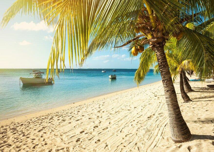 Kultura francuska i indyjskie serce: Mauritius, idealny miesiąc miodowy dla tych, którzy kochają morze!
