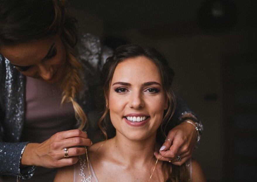 Makijaż ślubny - trendy 2019! Piękne propozycje dla Panien Młodych!