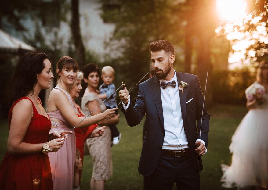 Mały Książe fotografii ślubnej - wywiad z Marcinem Techmańskim
