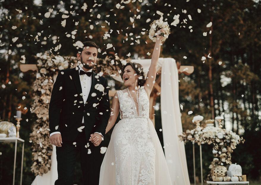 Ślub plenerowy – jak go zorganizować?