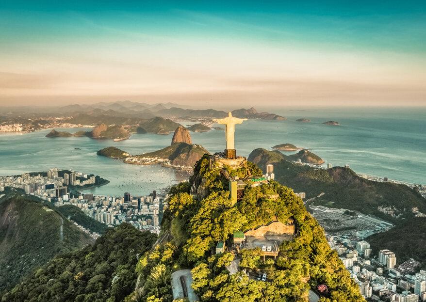 Miesiąc miodowy w Rio de Janeiro: niech zacznie się zabawa!
