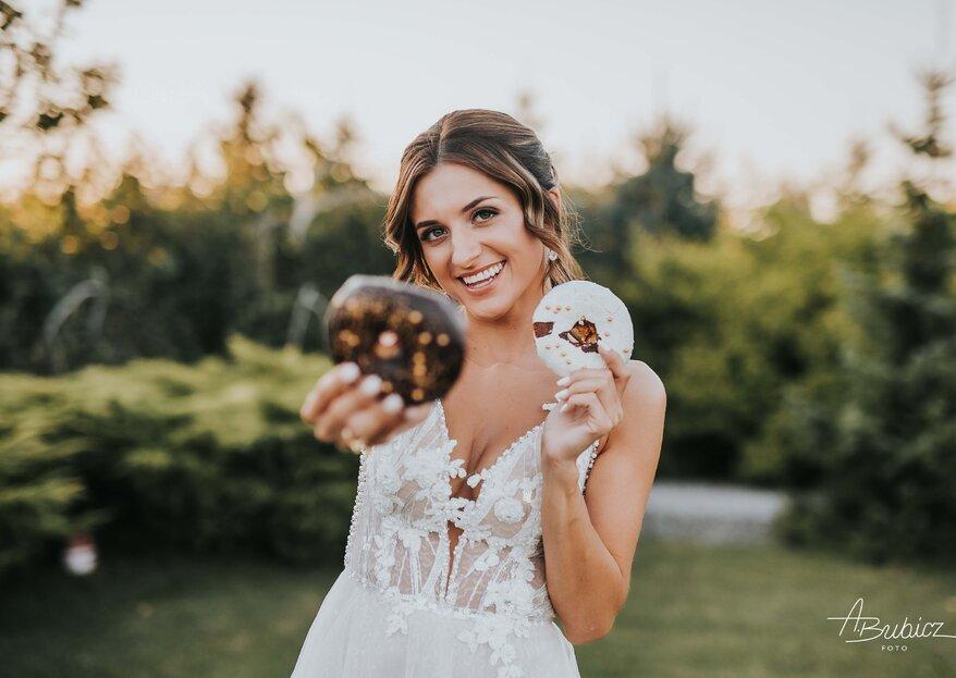 Niespodzianki w menu weselnym - zachwyćcie swoich gości!