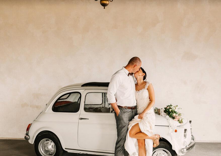 Krystyna i Jakub - wesele we włoskiej willi