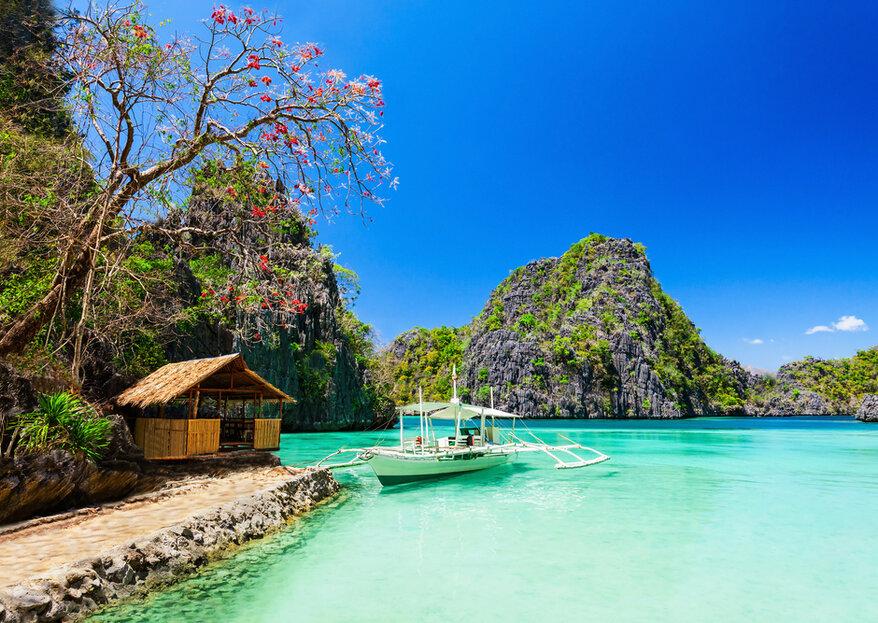 Filipiny, azjatyckie doświadczenie, którego szukasz na egzotycznej podróży poślubnej