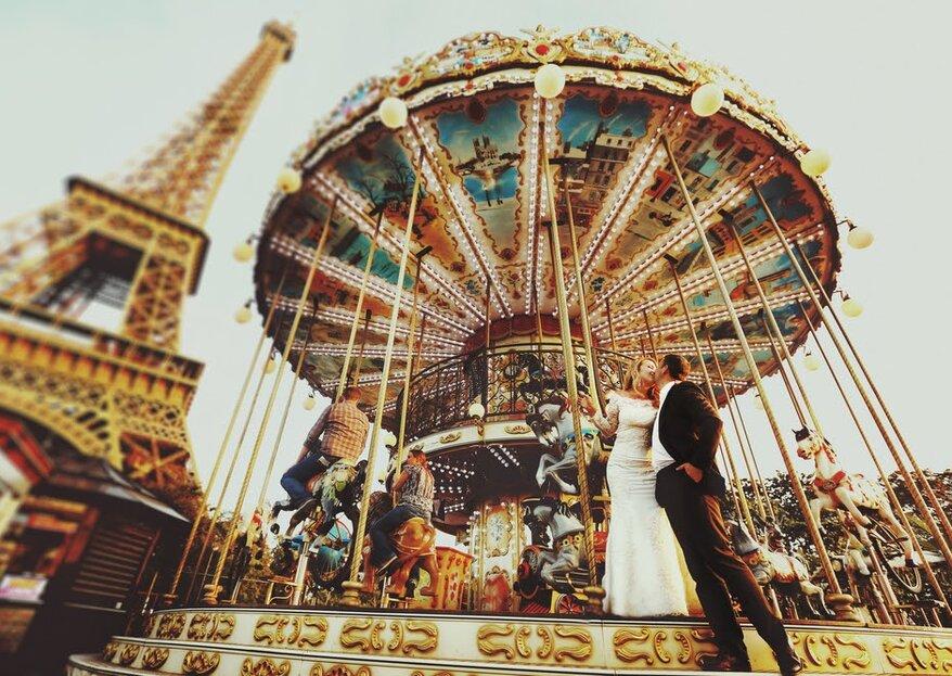 Kiedy miesiąc miodowy spotyka Paryż: 4 rzeczy do zrobienia w mieście miłości!