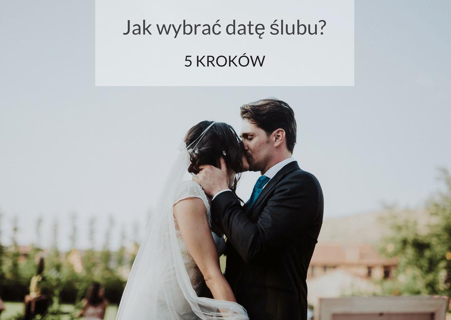Jak wybrać datę ślubu? 5 praktycznych porad