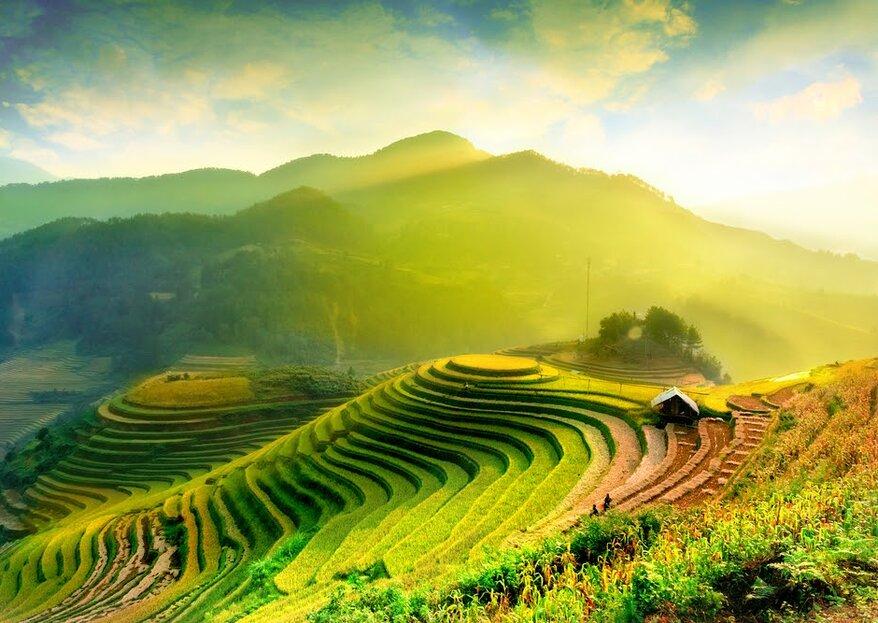 Miesiąc miodowy w Wietnamie! Pomiędzy kulturą, kulinarnymi przysmakami i zapierającymi dech w piersiach krajobrazami
