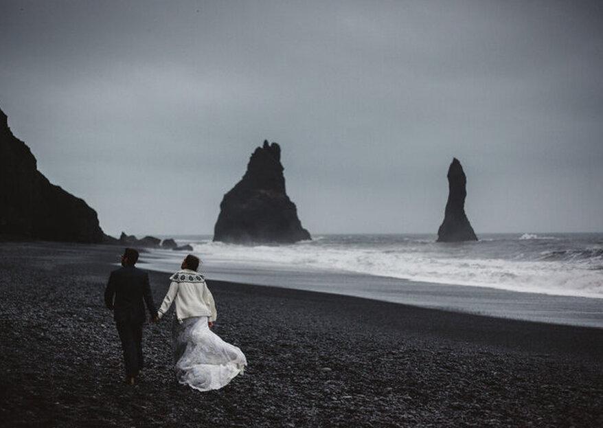 Alternatywny miesiąc miodowy: co powiesz na wycieczkę kamperem po Islandii?