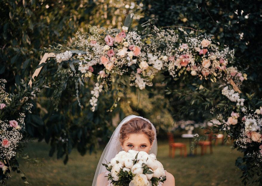 Kwiaty na ślub według pór roku