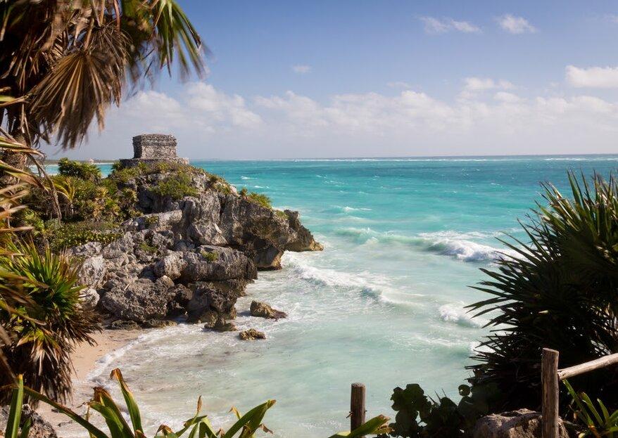 Meksyk: miesiąc miodowy pełen smaku, natury i radości