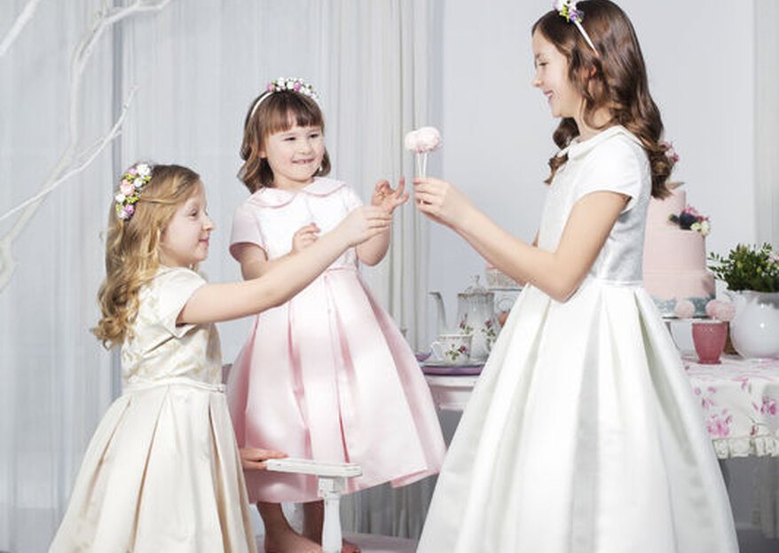 Jak ubrać dzieci na ślub?