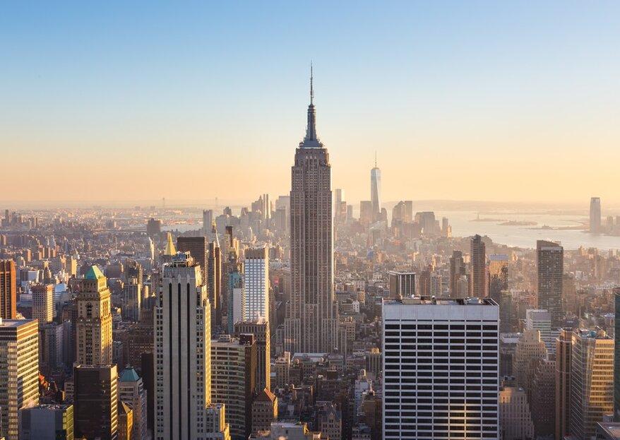 """""""Nowy Jork, Nowy Jork"""" - wspaniały miesiąc miodowy w Wielkim Jabłku!"""