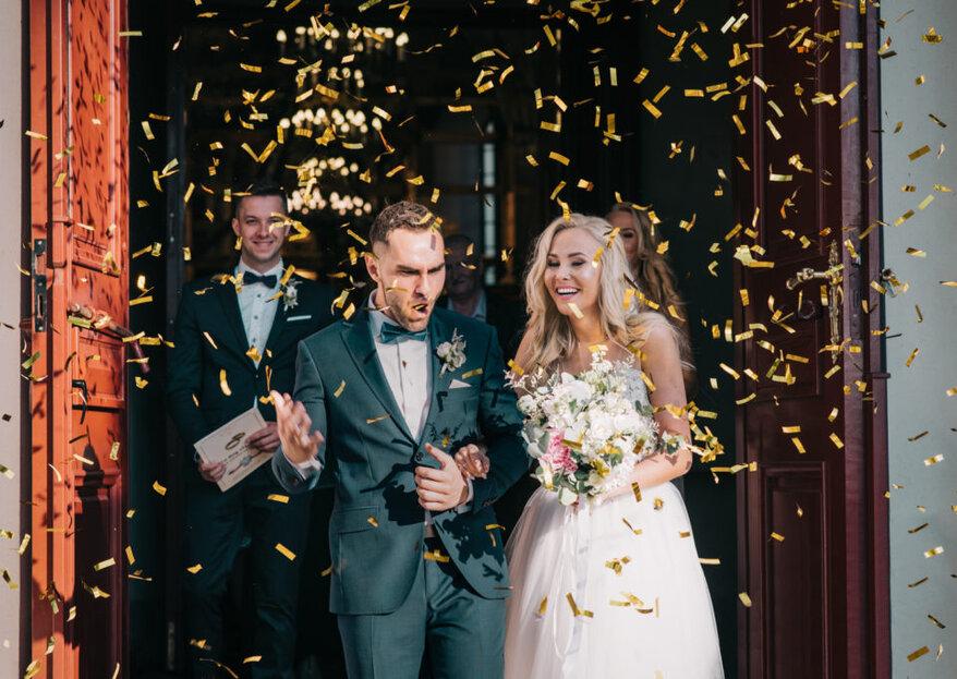 Życzenia ślubne: 50 najpiękniejszych życzeń na ślub dla młodej pary!