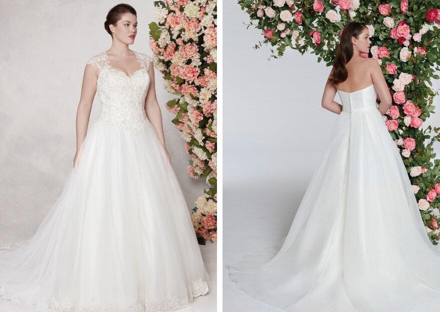 Kolekcja Sincerity Bridal and Sweetheart Gowns: wspaniałe suknie pasujące do wszystkich kształtów i rozmiarów