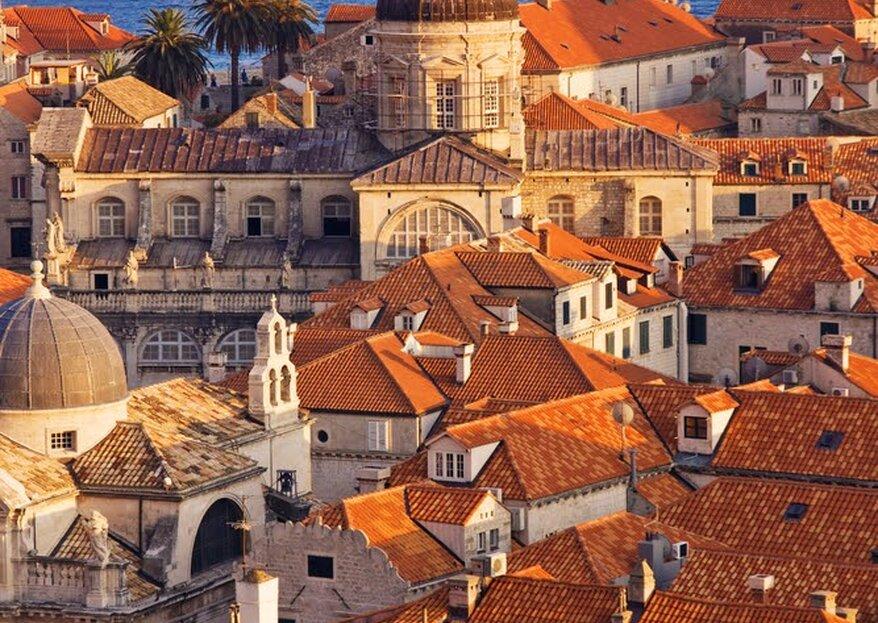 Miesiąc miodowy w Chorwacji ze śródziemnomorskim smakiem