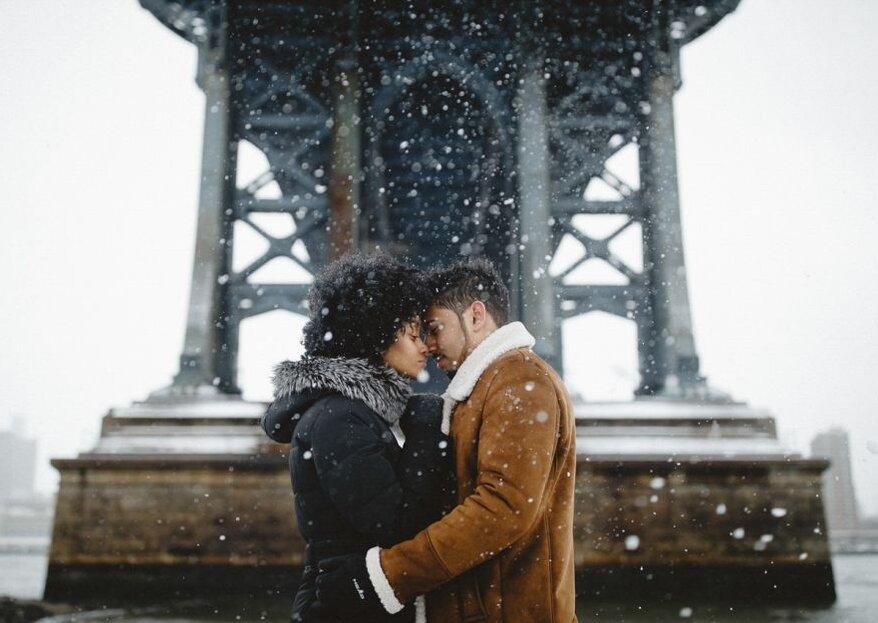 Romantyczne chwile w czasie Świąt Bożego Narodzenia