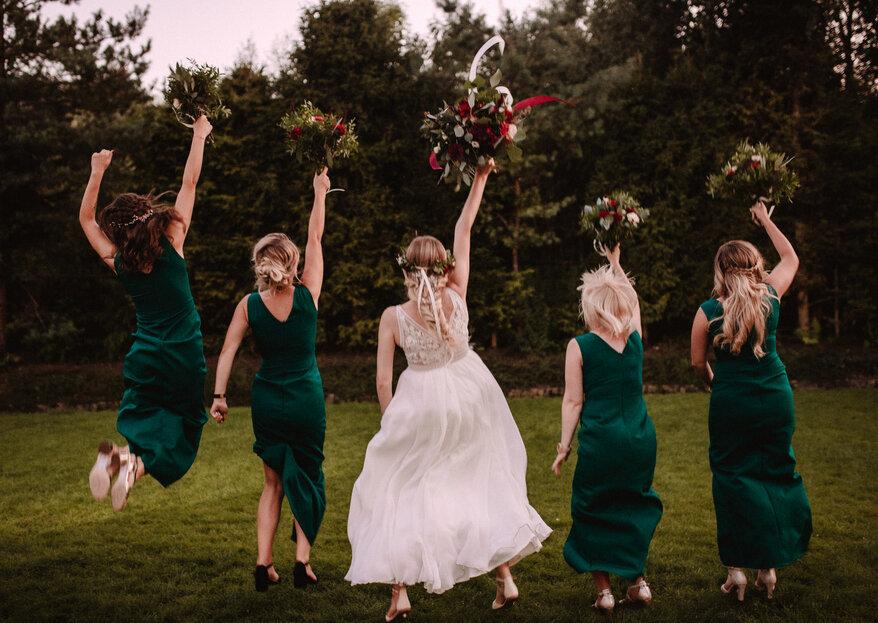 Dlaczego twoja siostra jest niezbędna podczas ślubu?