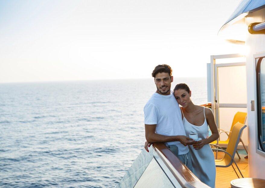 Rejs poślubny - wywiad z ekspertami Costa Cruises