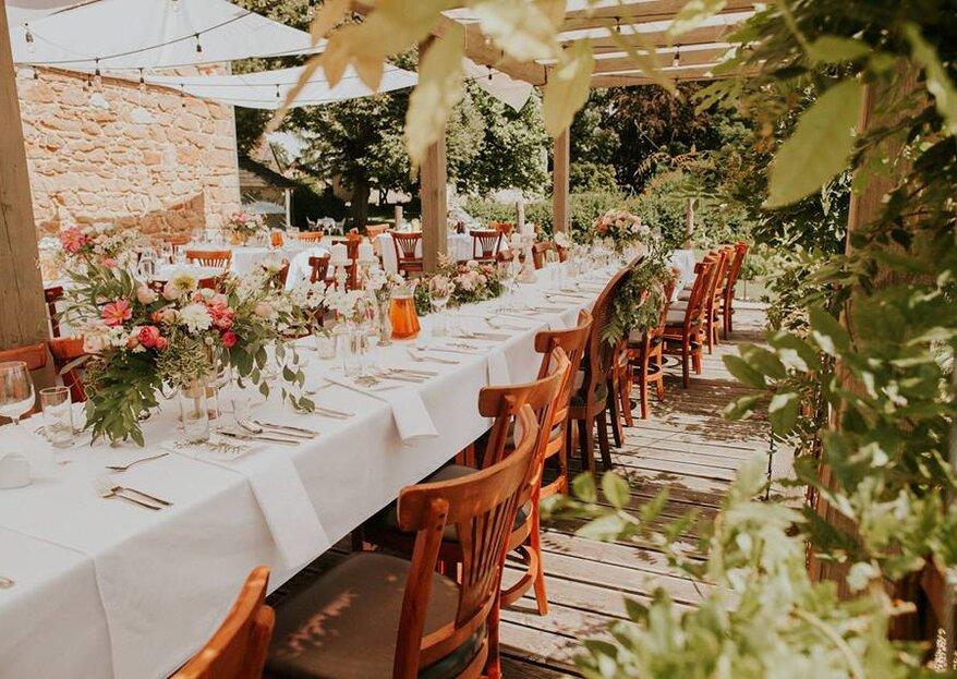 Jak dekorować ceremonię ślubną?
