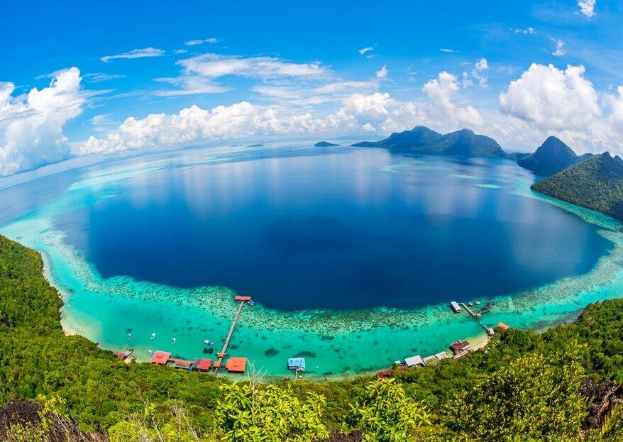 Wybierz Malezję na pełen przygód miesiąc miodowy!