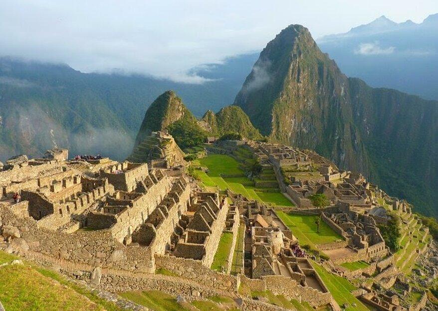 Miesiąc miodowy w Peru: fascynujące miejsce dla romantycznych i żądnych przygód par!
