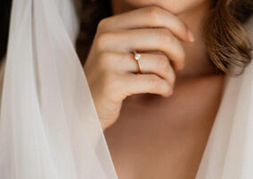 Na który palec zakłada się pierścionek zaręczynowy?