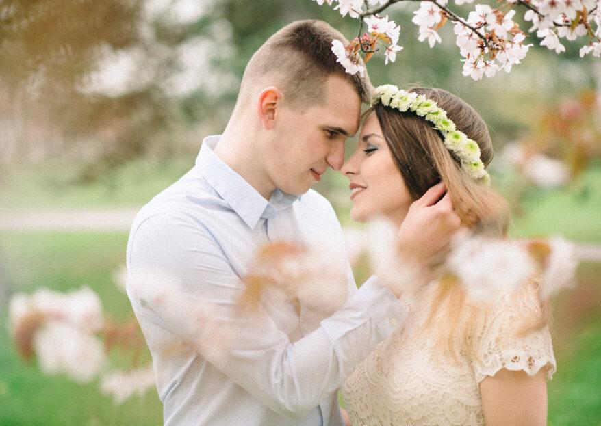 Sesja ślubna w plenerze - jakie miejsce wybrać?