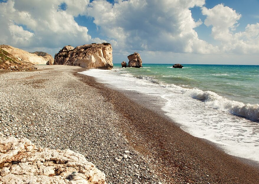 Miesiąc miodowy na Cyprze: pobłogosławiony przez Afrodytę, boginię miłości!