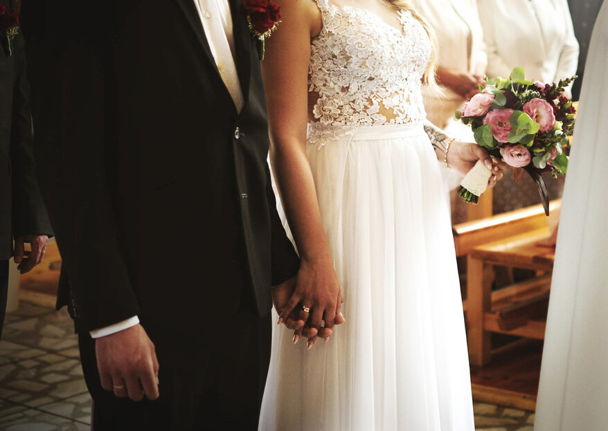 Grekokatolicki ślub Klaudii i Damiana