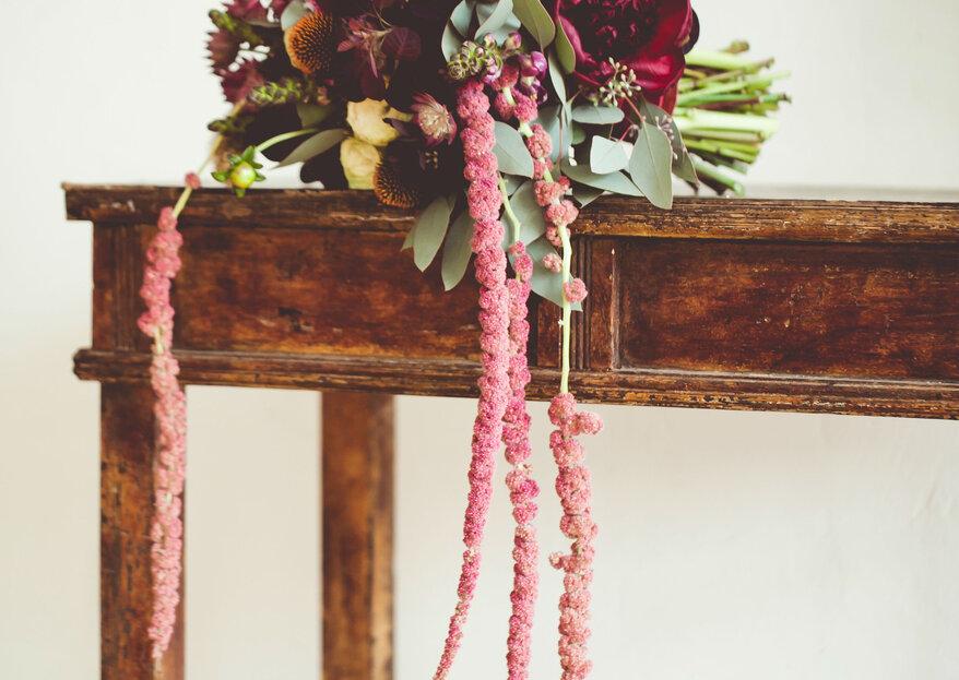 Jak wybrać jesienny bukiet ślubny? Galeria wspaniałych bukietów na ten sezon!