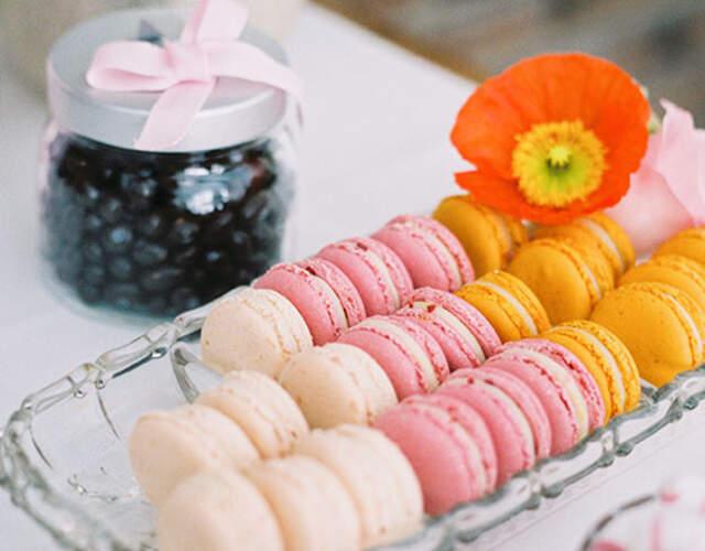 Słodycze i torty weselne Sopot