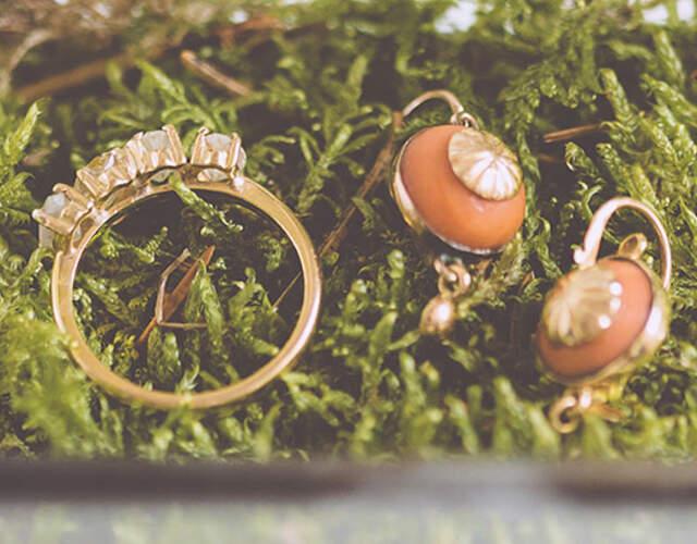 Biżuteria ślubna Kujawsko-Pomorskie