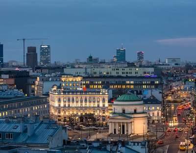 Restauracja Sheraton Warsaw