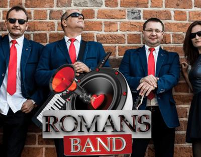 Zespół weselny Lublin - Romans Band